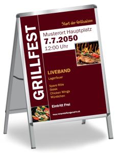 Grillfest Grilling Braun