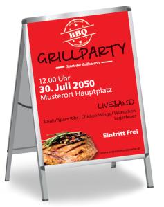 Grillfest Steak Rot