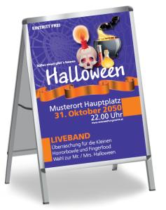 Halloween Party by Nicht Violett