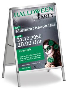 Halloween Party La Cathrina Gruen