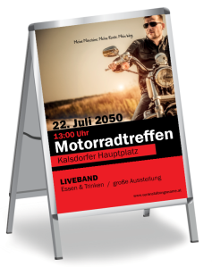Motorsportevent Cool Guy Rot