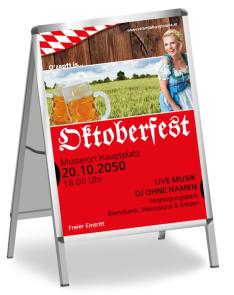 Oktoberfest German Rot
