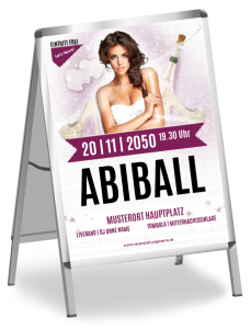 plakat-abiball-legendary-nights-a0-violett